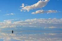 Uyuni salt lake Stock photo [3815358] Car