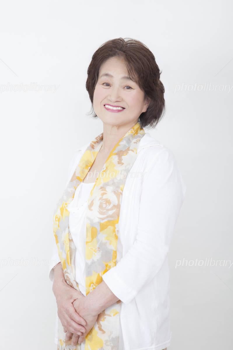 Smile senior Photo