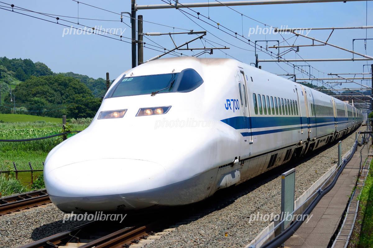東海道新幹線 700系 B編成 写真...