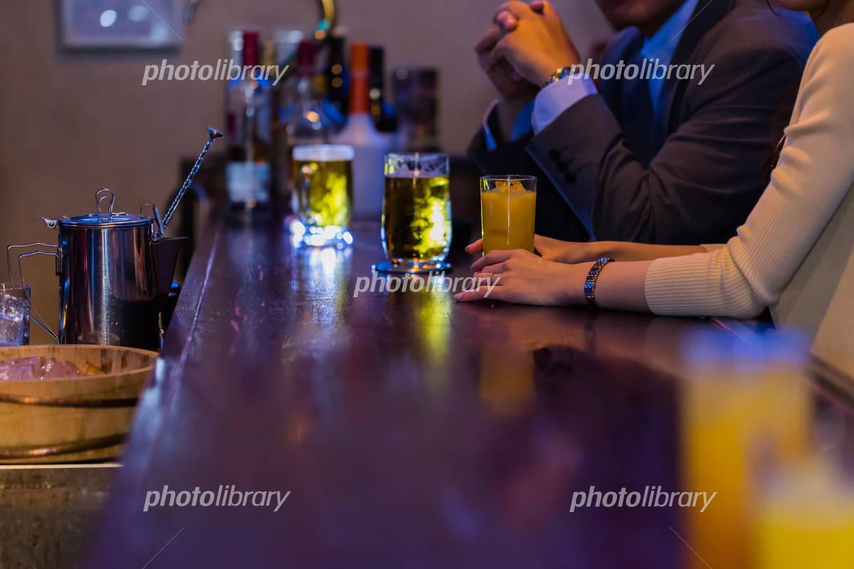 Bar counter Photo
