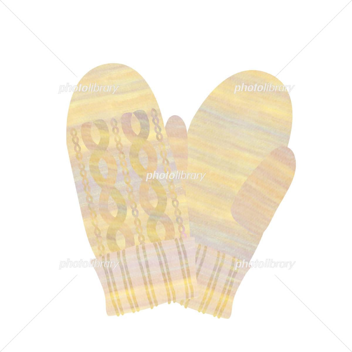手袋 ミトン イラスト素材 4007256 フォトライブラリー Photolibrary