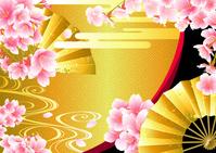 cherry blossoms [4001464] Spring