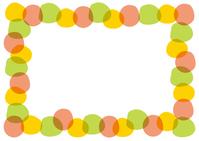 The framework of the polka dot