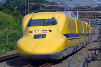 Tokaido Shinkansen 923 form T4 organization Tokaido