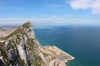 Gibraltar Rock Stock photo [4008239] Gibraltar