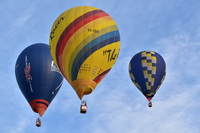 Balloon Fiesta Stock photo [4089235] Balloon