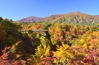 Autumn Narukokyo Stock photo [4089742] Narukokyo