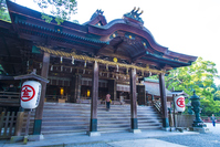 Konpira Miya your Hongu Stock photo [4089744] Kagawa