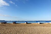 岡山県 渋川海岸
