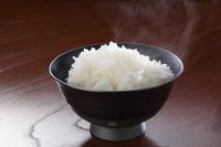 Rice white rice Stock photo [4206415] Rice