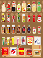 Seasoning icon [4207340] cuisine