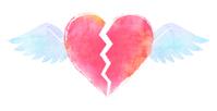 Broken Heart Wing [4318018] heart
