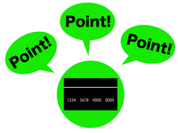 Credit card point of [4318807] point
