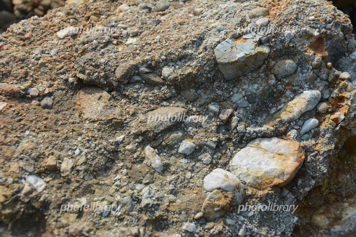 礫岩 写真素材 [ 4401977 ] - フ...