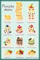 Pancakes post card [4401724] An