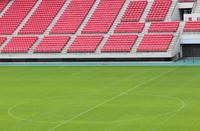 Stadium auditorium Stock photo [4402200] Football