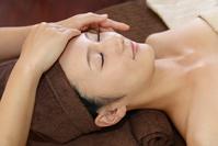 Women undergoing massage Stock photo [4477742] Female