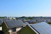 Solar panels Stock photo [4477930] Solar