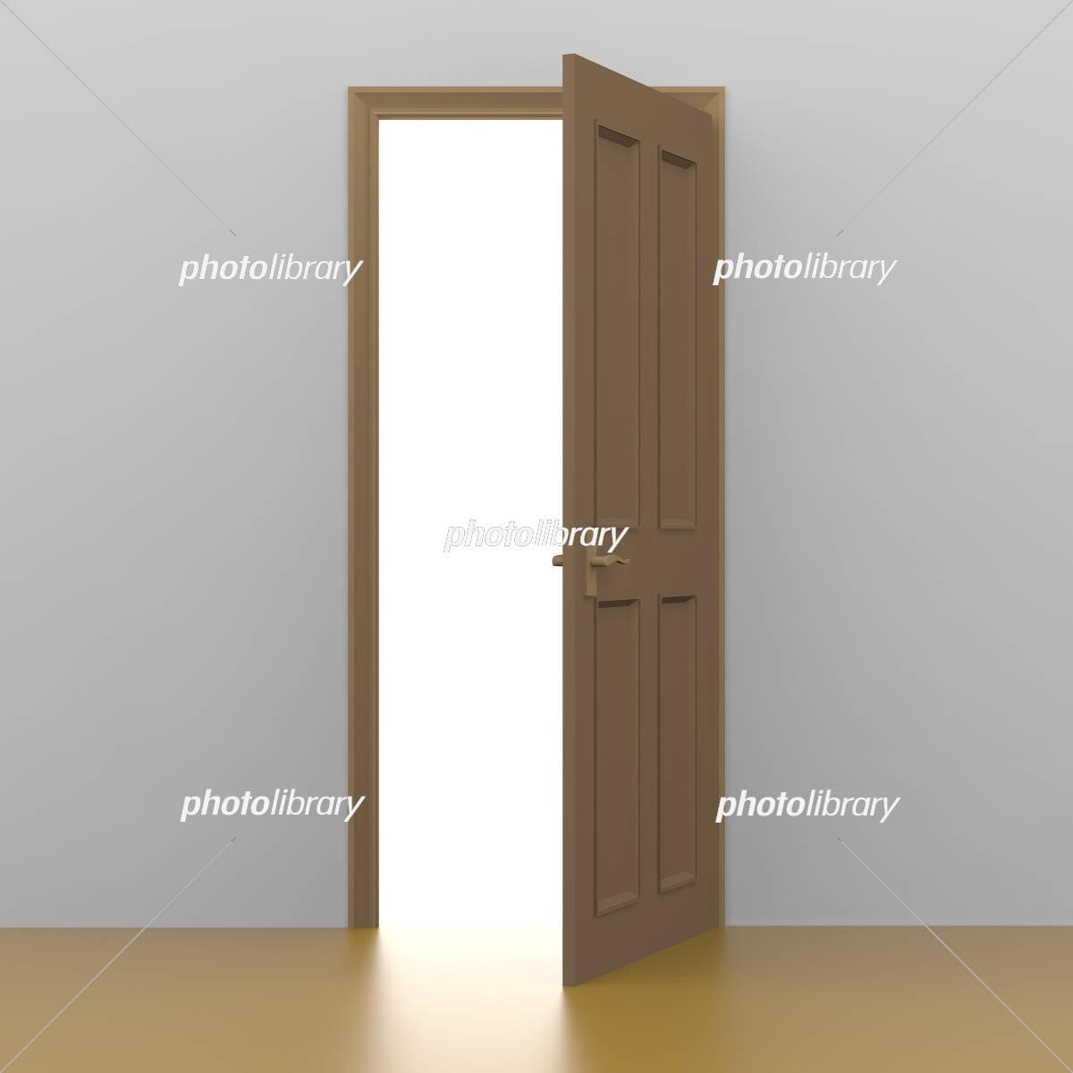 光が差し込む希望の扉 イラスト素材 4387530 フォトライブラリー