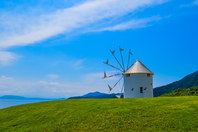 Windmill of Olive Park Stock photo [4625566] Tourism