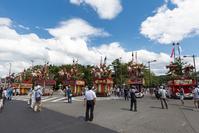 Tsuruga festival float Stock photo [4626198] Air