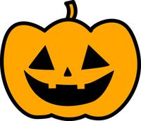 Halloween pumpkin [4628223] Halloween