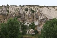 Goreme village landscape Stock photo [4691458] Cappadocia