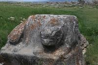 Hat Usha Gerhard ruins Stock photo [4691521] Hattushashu