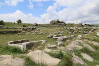 Hat Usha Zhu ruins Stock photo [4691530] Turkey