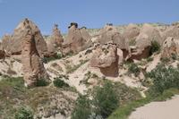 Camel rock of Devurento Stock photo [4694755] Cappadocia