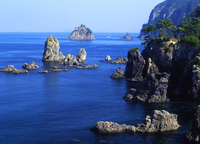 Green Island Stock photo [8232] Yamaguchi