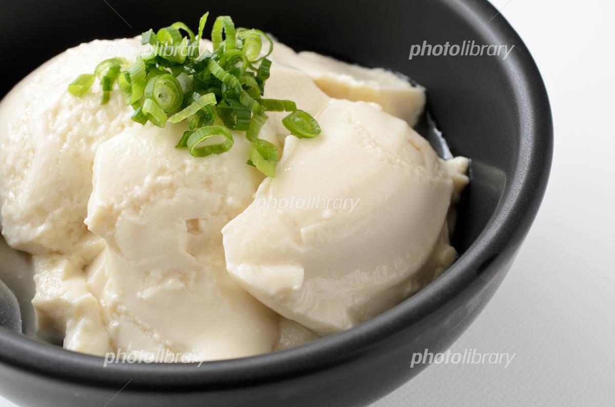 豆腐 は おぼろ と