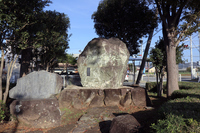 Mikatahara Battlefield (Mikatahara cemetery garden) Stock photo [4755024] Mikatahara
