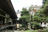 Yushima Kyu-Iwasaki-tei Garden European-style building and the sum Museum Stock photo [4757566] Kyu-Iwasaki-tei