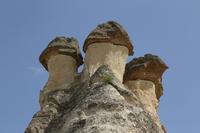 Mushroom rock Stock photo [4760126] Cappadocia
