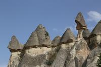 Mushroom rock Stock photo [4760134] Cappadocia