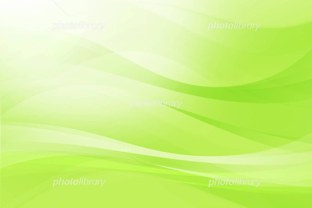 Abstract background fresh green イラスト素材
