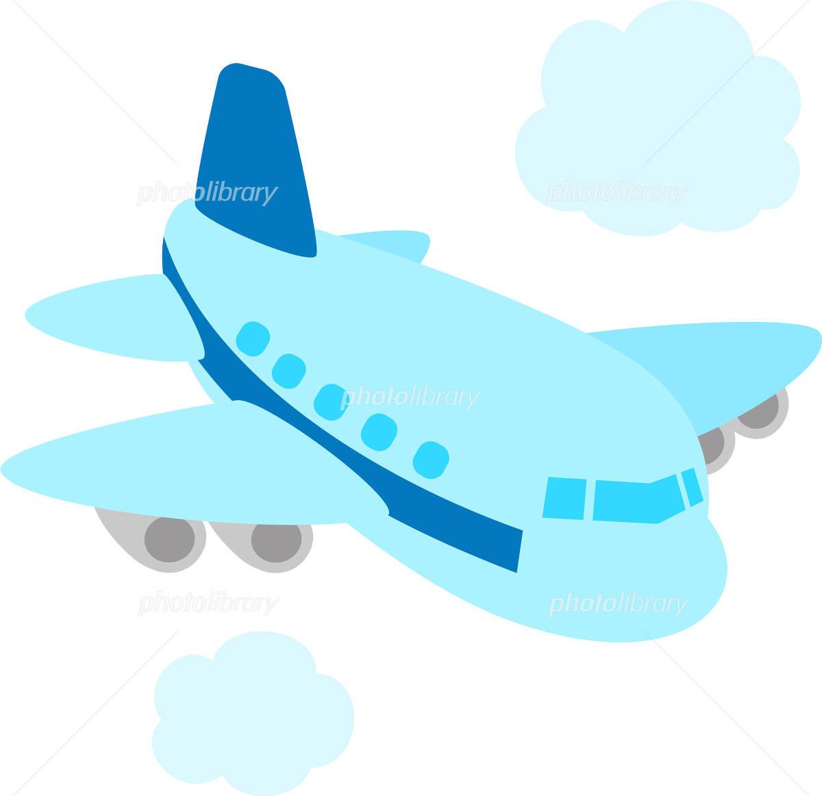 かわいい飛行機 イラスト素材 4844980 フォトライブラリー