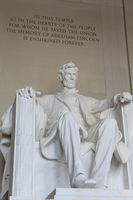 Lincoln image Washington DC Stock photo [4839553] Lincoln