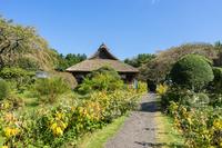 The main house of the Prince Chichibu Memorial Memorial Park Stock photo [4839729] Chichibunomiya