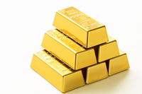 Gold bar Stock photo [4842149] Gold
