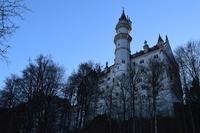 ドイツ ノイシュバンシュタイン城
