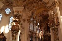 ヴィース教会 内装