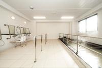 Long-term care facility bathroom Stock photo [4846331] bathroom