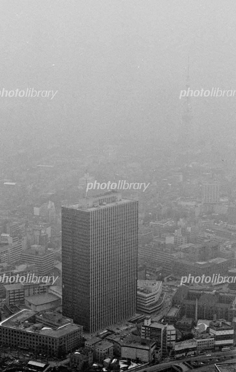 霞ヶ関ビル 1969年 写真素材 [ 4957352 ] - フォトライブラリー ...