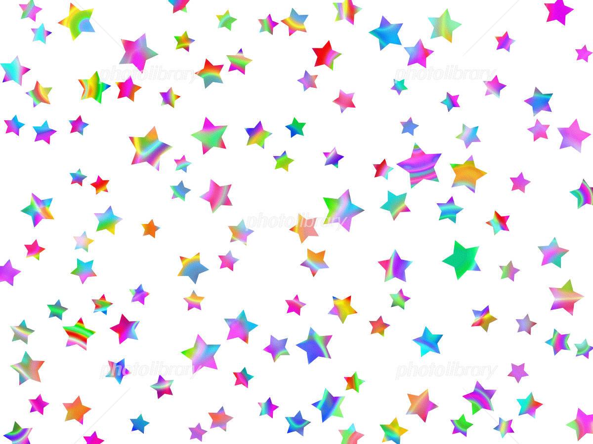 星柄の背景 イラスト素材 4960273 フォトライブラリー Photolibrary