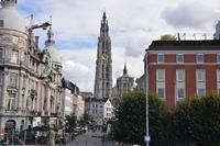 Antwerp city Stock photo [4954043] Belgium