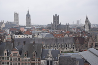From Ghent city gravensteen Stock photo [4954052] Ghent