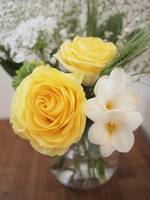 Bouquet of yellow roses Stock photo [4957312] Father's