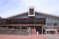 長野市運動公園 総合体育館
